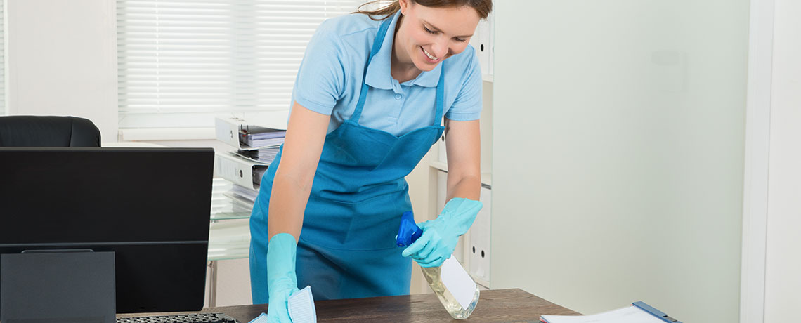 Commercial Cleaning - Springfield, IL
